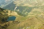 Alpe di Lago dal Camoghè