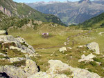 Alpe Campolungo da questa parte