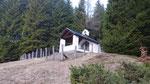 Chiesetta a Prepiantò 1438 m