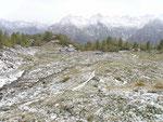 Corte Mognòla 1842 m (Alpe Mognòla / Mogno)