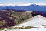 Verso l'Alpe d'Orimento