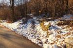 A Resa 897 m parte il sentiero per S-ciuvasch