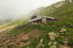 Badushütte 2506 m, ci abbassiamo al Lai da Tuma