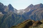 Piz del Prévat - Passo Campolungo e Pizzo Meda