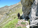 Traversata Bocchetta d'Albagno - Gaggio