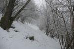 Aumenta anche la neve