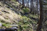Sentiero Aiarlo di Dentro - Capanna Nimi