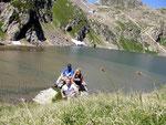 Daria, Chico e io al Lago di Morghirolo