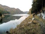 Lago Luzzone 1606 m