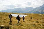Laghi degli Andossi 2060 m