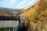 All'imbocco della Valle Cusella