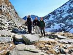 Bocca de Rogna 2400 m