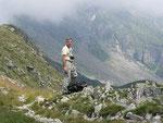 Passo Gagern 2191 m