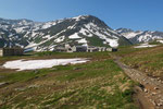 Galenbödmen 2430 m