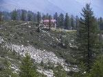 Capanna Piansecco - Alta Val Bedretto 1982 m