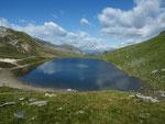 Lago dei Campanitt 2381 m