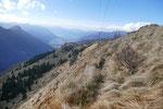 Discesa all'Alpe di Gesero
