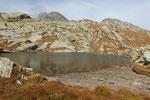 Lago senza nome e Piz Spadolazzo