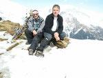 Sul Pizzo Rossetto 2099 m