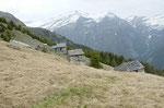 Alpe e Capanna Prou - Val Malvaglia 2015 m