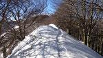 Proseguiamo per l'Alpe di Naccio