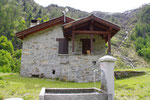 Capanna Gariss 1422 m