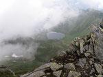 Lago di Tom dal Pizzo Taneda