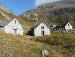 Alpe di Porcaresc - Valle di Vergeletto 1796 m