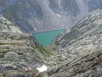Lago Sfundau 2392 m