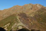 La cresta Bocchetta di Revolte - Monte Segor