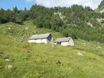 Alpe Gana 1820 m - Lucomagno