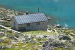 Seehütte 2272 m