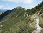Sentiero Passo San Jorio - Biscia