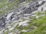 Traversata per la Bocchetta a 2215 m