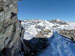 Cima del Piz Uccello 2717 m