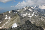 .... dalla cima del Sidelhorn 2764 m