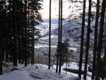 Dai Monti di Ravecchia verso Locarno