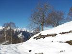 Monti di Loga 1192 m