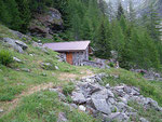 Cascinot - Val Largè (GR) 1614 m