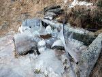 .... sul sentiero per l'Alpe di Gagèrn