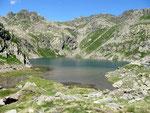 Lago di Morghirolo 2264 m