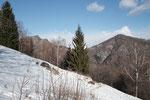 Il Pizzin da Monti 989 m