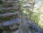 Sentiero Linescio - Morella