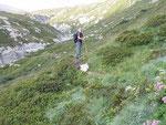 Dal Lago Sta. Maria per la Val Cadlimo