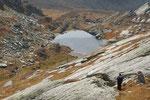 Lago senza nome 2275 m