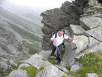 Bocchetta a 2215 m
