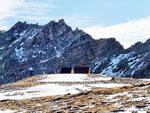 Bivacco Pian Grand 2398 m