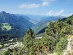 Dal sentiero verso Locarno