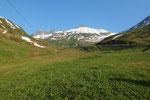 Verso il Passo dell'Oberalp