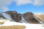 Monte Generoso, Baraghetto e Cima della Piancaccia